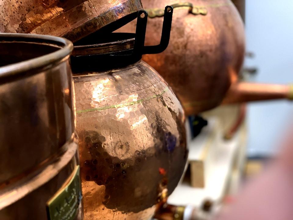 Gin Distillery Brand & Distributor